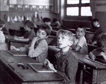 scholastic information... by Robert Doisneau