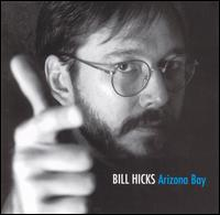 Bill Hicks - Arizona Bay on Rykodisc (1997)