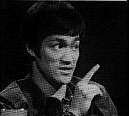 Bruce Lee - only TV interview