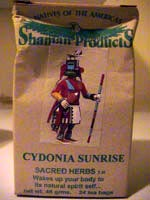 Cydonia Sunrise tea