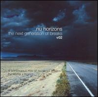 Koma and Bones - Nu Horizons Vol.2 MixCD on Streetbeat (2001)