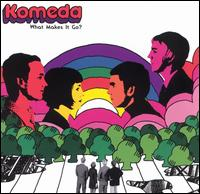 Komeda - What Makes It Go? on Minty Fresh (1998)
