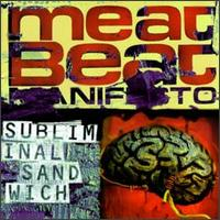 Meat Beat Manifesto - Subliminal Sandwich on Play It Again (1996)