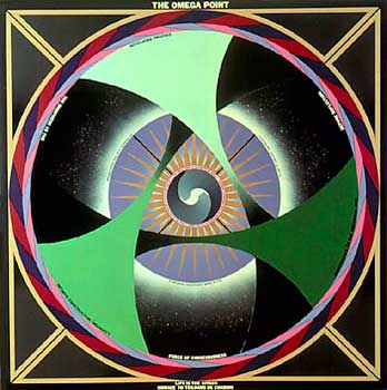 Paul Laffoley - The Omega Point 1970