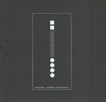 Photek - Form And Function on Science (1998)