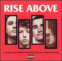 Rise Above compilation CD (2002)