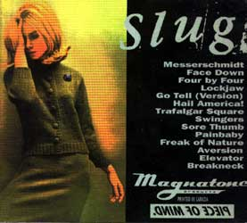 Slug - Swingers CD on Magnatone (1992)