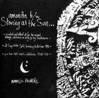 Smile - Staring At The Sun - insert depiction - Aztec calendar