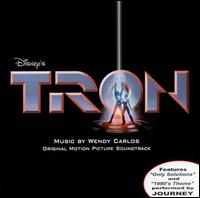 Wendy Carlos - Tron Soundtrack 12inch on Disney (1982)