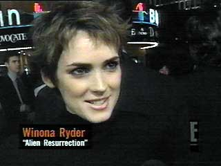 Winona Ryder - Alien Resurrection